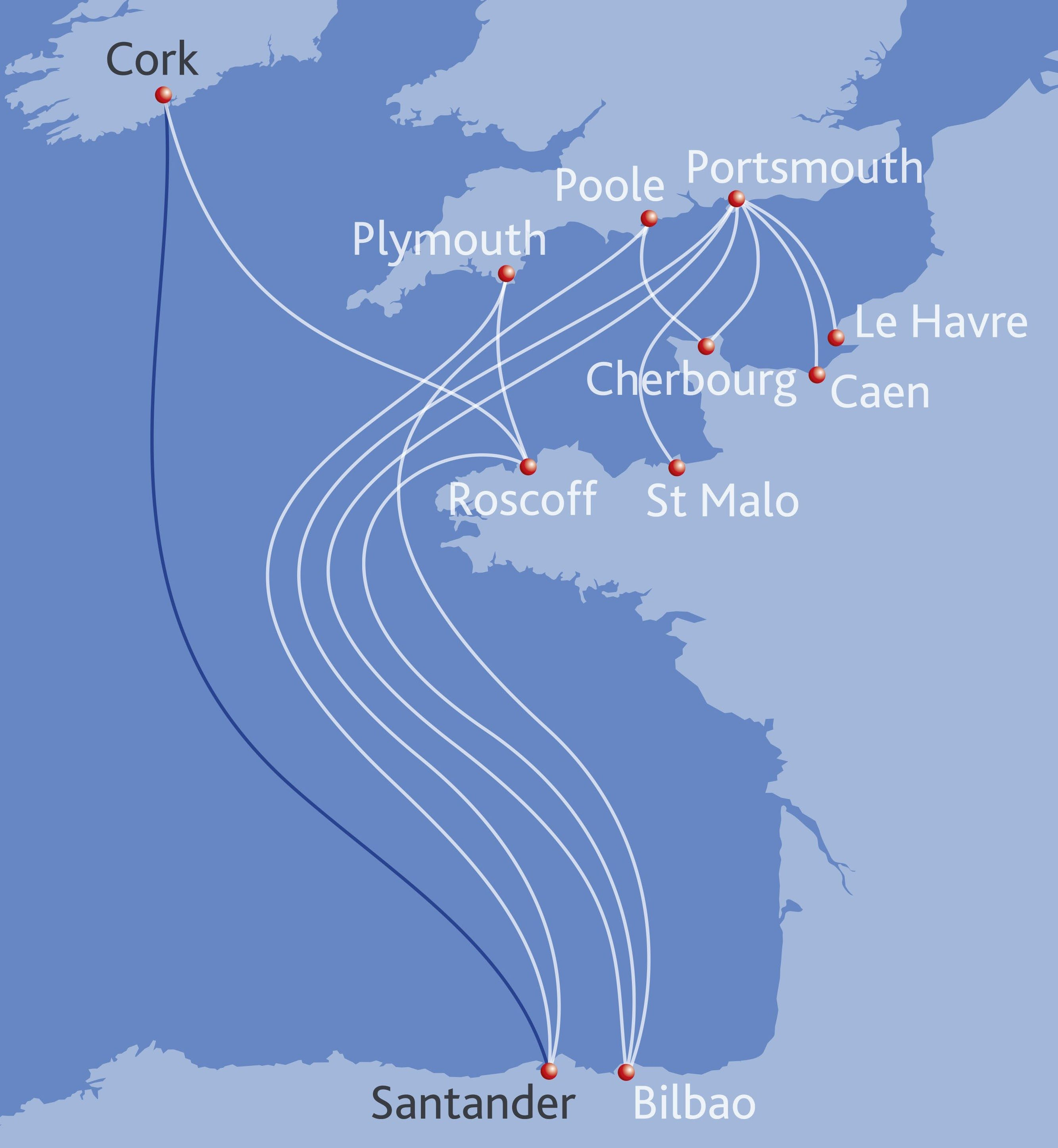 Lignes maritimes Brittany Ferries