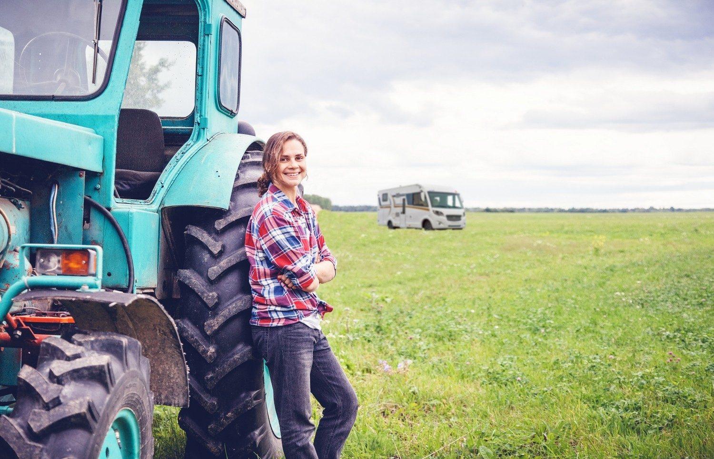 Park and View : Une nouvelle façon de stationner en camping-car