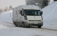 les pneus neige bient t obligatoires pour les camping cars r glementation camping car magazine. Black Bedroom Furniture Sets. Home Design Ideas