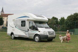 Tous nos essais camping car magazine - Camping car chausson sweet garage ...