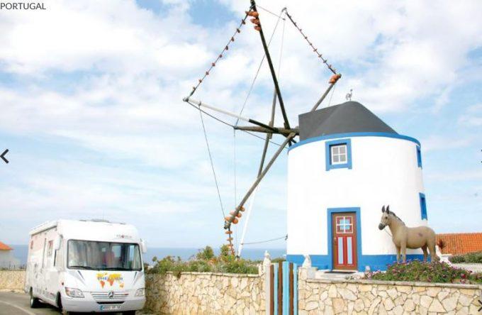 Voyage En Camping Car En Andalousie