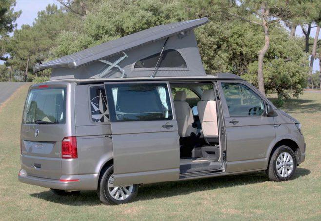 westfalia d voile le kepler six un fourgon polyvalent actus des marques camping car magazine. Black Bedroom Furniture Sets. Home Design Ideas
