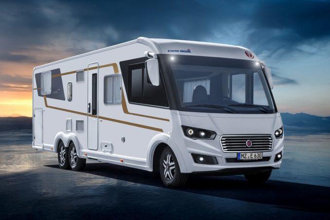 eura mobil la s rie integra revue en profondeur pour 2018 actus des marques camping car. Black Bedroom Furniture Sets. Home Design Ideas