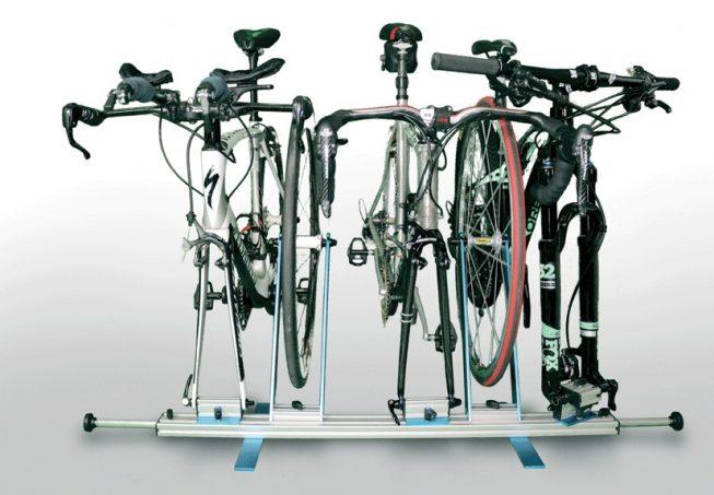 Porte-vélos embarqué Easyin - Équipements et accessoires | Camping ...