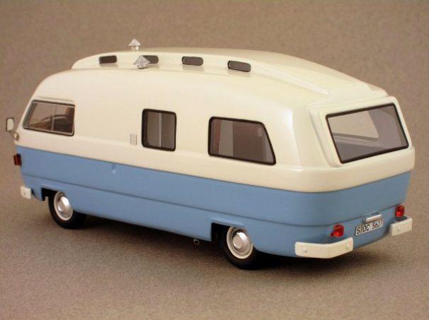 Hymer Camping-Car et Caravane Petit Aération Toit Blanc