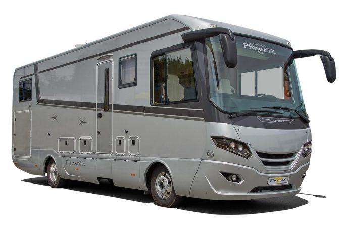 phoenix top liner le grand luxe la carte actus des marques camping car magazine. Black Bedroom Furniture Sets. Home Design Ideas