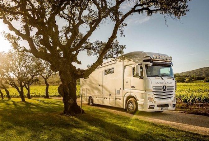 magellano le nouveau camping car de luxe allemand actus des marques camping car magazine. Black Bedroom Furniture Sets. Home Design Ideas