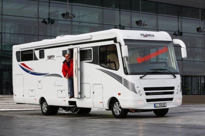 frankia i 925 qd actus des marques camping car magazine. Black Bedroom Furniture Sets. Home Design Ideas