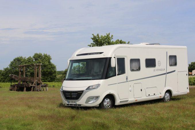 le voyageur lv des int graux revisit s actus des marques camping car magazine. Black Bedroom Furniture Sets. Home Design Ideas