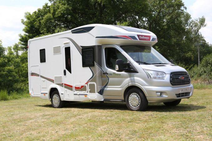 Challenger 290 Mageo - Tous les essais   Camping-car Magazine