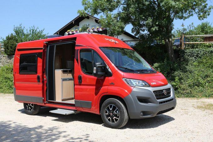 roadcar des fourgons petits prix actus des marques camping car magazine. Black Bedroom Furniture Sets. Home Design Ideas