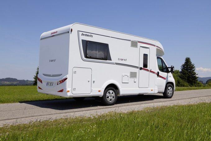 dethleffs trend des profil s d acc s revisit s actus des marques camping car magazine. Black Bedroom Furniture Sets. Home Design Ideas