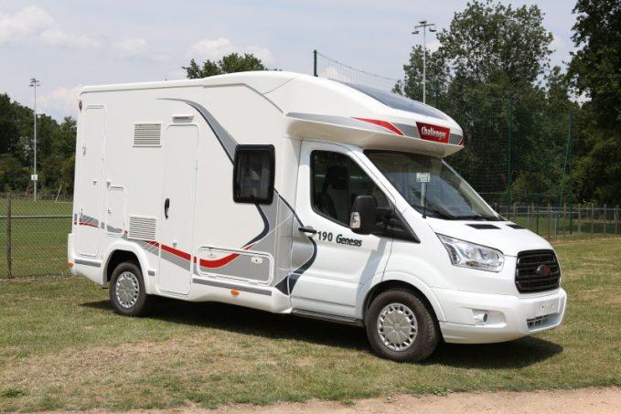 challenger 190 genesis tous les essais camping car magazine. Black Bedroom Furniture Sets. Home Design Ideas
