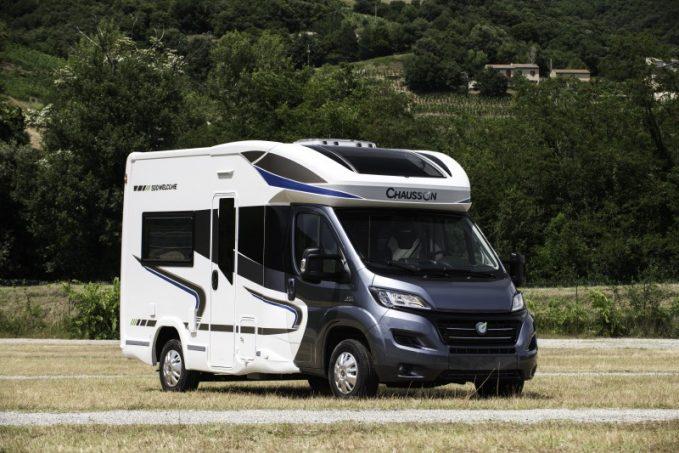 chausson 500 welcome tous les essais camping car magazine. Black Bedroom Furniture Sets. Home Design Ideas