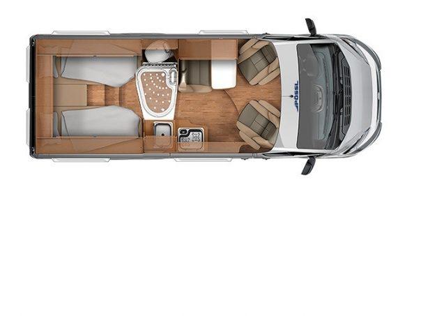 P ssl roadstar 600 l lits jumeaux actus des marques camping car magazine - Camping car avec lits jumeaux occasion ...