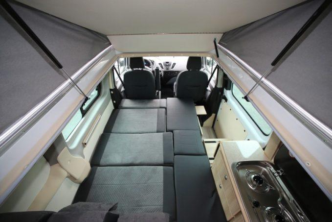 le camp r ve cap land sur ford actus des marques camping car magazine. Black Bedroom Furniture Sets. Home Design Ideas