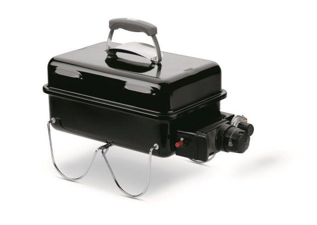 Weber go anywhere le barbecue nomade quipements et for Weber gasgrill go anywhere