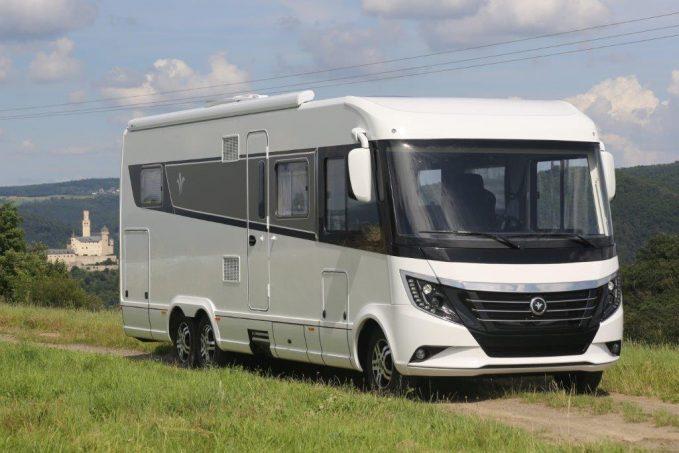 essai camping car int gral niesmann bischoff 88 e tous les essais camping car magazine. Black Bedroom Furniture Sets. Home Design Ideas