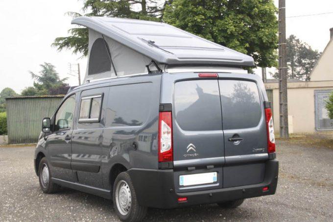 citro n jumpy bor al concept van loisir actus des marques camping car magazine. Black Bedroom Furniture Sets. Home Design Ideas