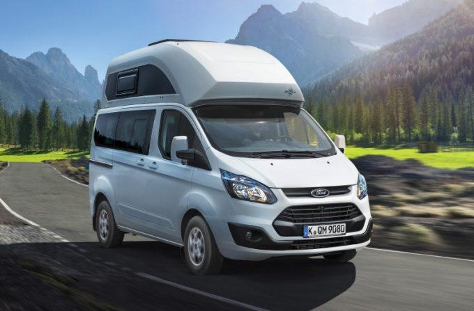 ford transit custom nugget westfalia actus des marques camping car magazine. Black Bedroom Furniture Sets. Home Design Ideas