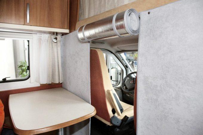 rideau isolant cellule cabine roadloisirs quipements et. Black Bedroom Furniture Sets. Home Design Ideas