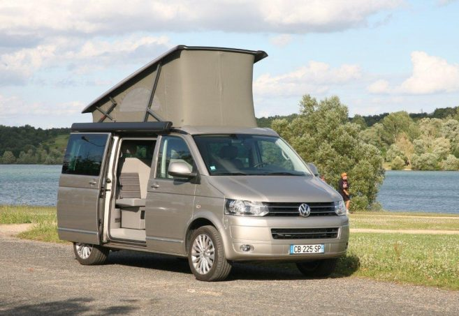 essai camping car fourgon volkswagen california. Black Bedroom Furniture Sets. Home Design Ideas