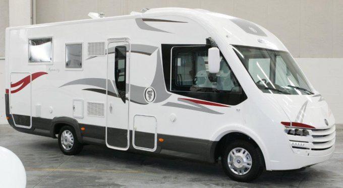 Camping Car Elnagh Magnum