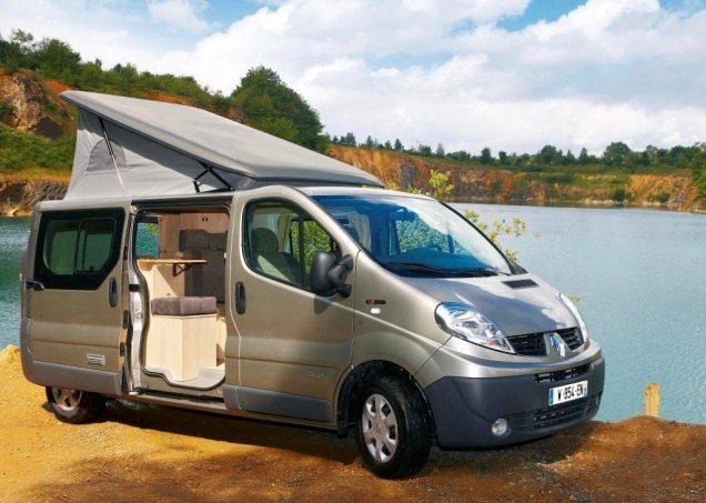 essai camping car fourgon campereve mirande compact tous les essais camping car magazine. Black Bedroom Furniture Sets. Home Design Ideas