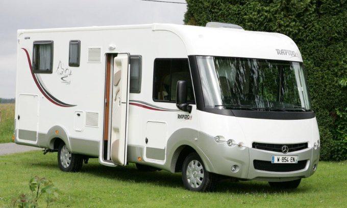 essai camping car int gral rapido s rie 8 891 m tous les essais camping car magazine. Black Bedroom Furniture Sets. Home Design Ideas