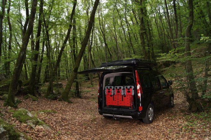 roombox un avant go t de camping car actus des marques camping car magazine. Black Bedroom Furniture Sets. Home Design Ideas