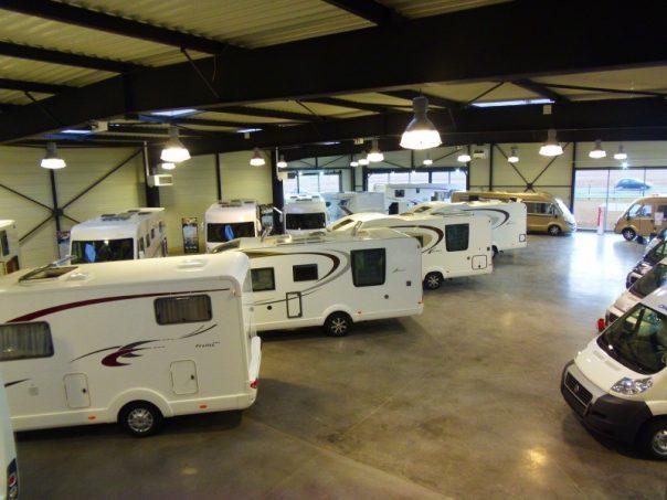 Camping Car Occasion Lestringuez Beauvois