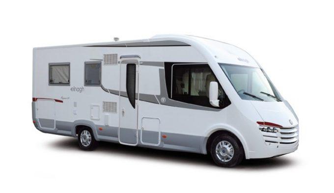 essai camping car int gral elnagh magnum 80 tous les essais camping car magazine. Black Bedroom Furniture Sets. Home Design Ideas