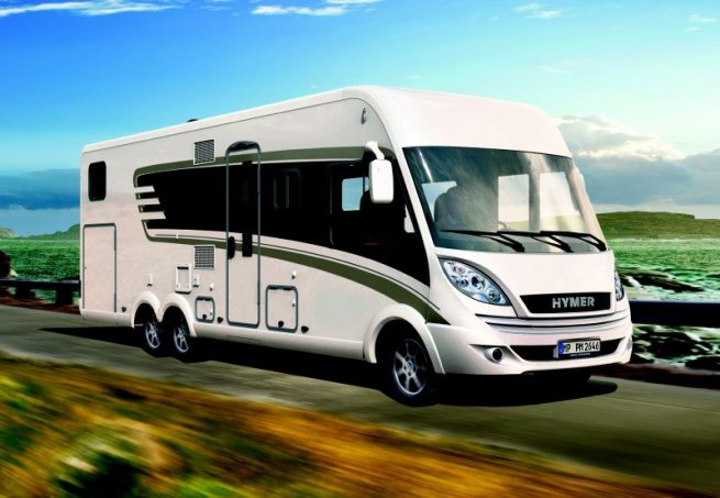 nouvel int gral hymer b 778 sl actus des marques camping car magazine. Black Bedroom Furniture Sets. Home Design Ideas