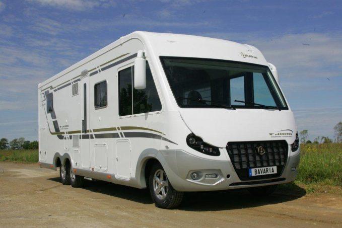 bavaria monte en gamme actus des marques camping car magazine. Black Bedroom Furniture Sets. Home Design Ideas
