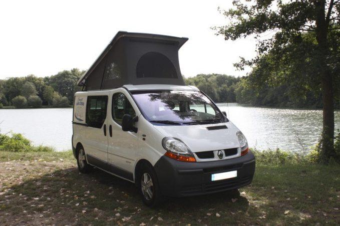 concept van loisir bor al actus des marques camping car magazine. Black Bedroom Furniture Sets. Home Design Ideas