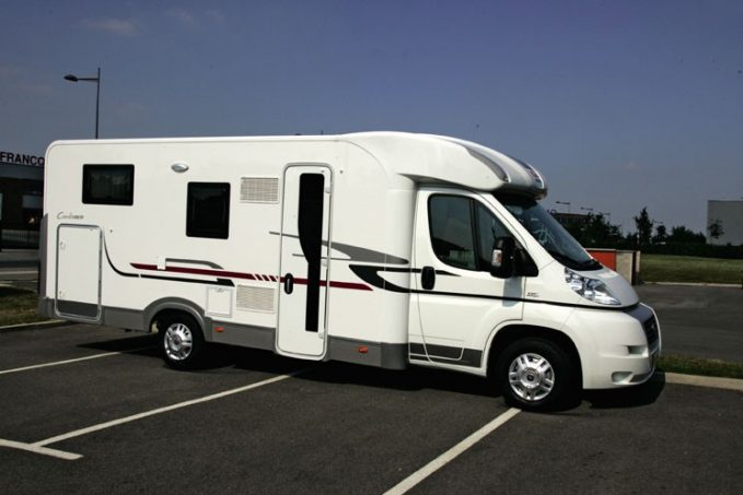 Camping Car Fiat Thierry