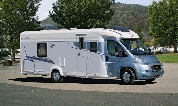 essai camping car profil tec rotec 722 ti tous les essais camping car magazine. Black Bedroom Furniture Sets. Home Design Ideas