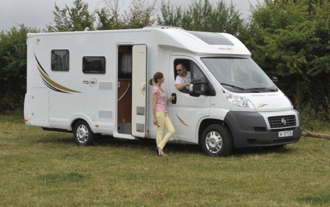 Mooveo Camping Car