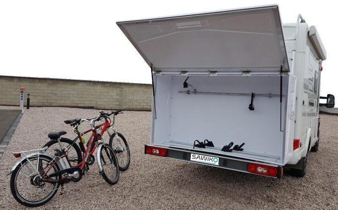 coffre v los pour camping car sawico cargo box 3xl quipements et accessoires camping car. Black Bedroom Furniture Sets. Home Design Ideas