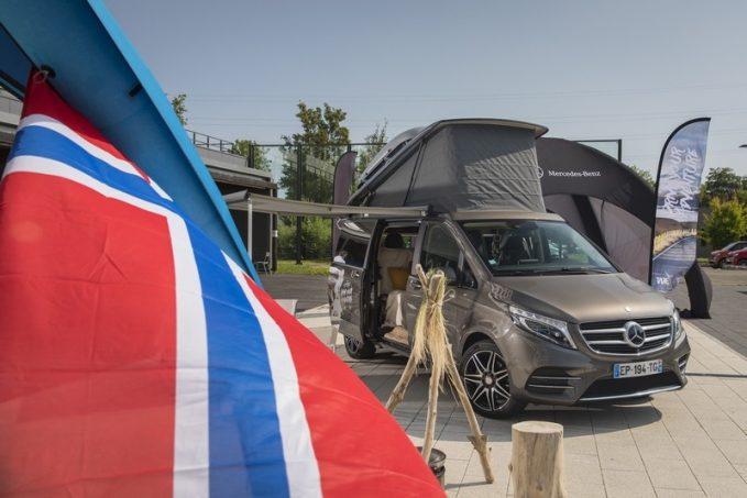 en route pour la norv ge en fourgon am nag avec wevan balades et voyages camping car magazine. Black Bedroom Furniture Sets. Home Design Ideas
