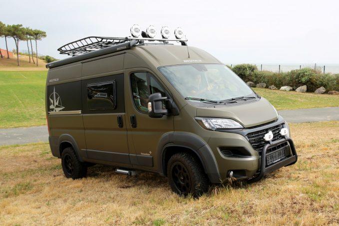 westfalia amundsen 540d 4x4 tous les essais camping car magazine. Black Bedroom Furniture Sets. Home Design Ideas
