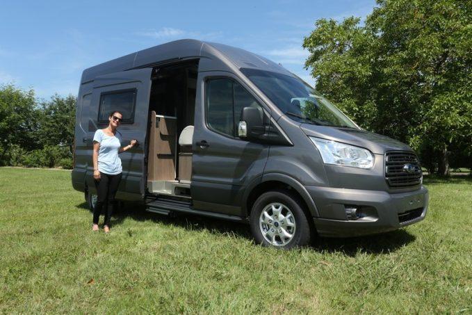 le fourgon am nag 4x4 r560 de randger tous les essais camping car magazine. Black Bedroom Furniture Sets. Home Design Ideas