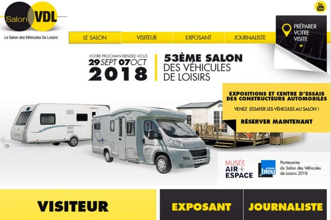 Salon Du Camping Car Paris