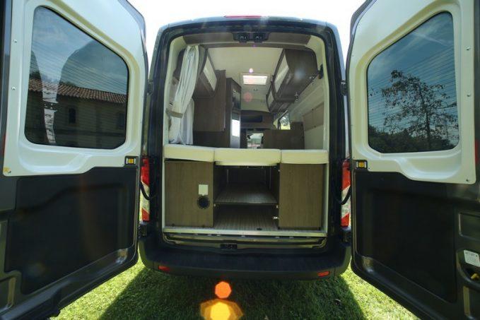 le fourgon aménagé 4x4 r560 de randger - tous les essais   camping