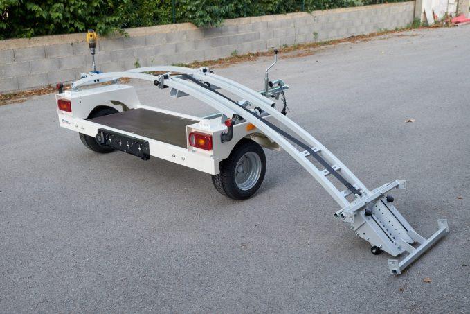 Toygogo 2pcs Compartiment /à Bagages Loqueteau Porte-remorque Remorque Camping-car