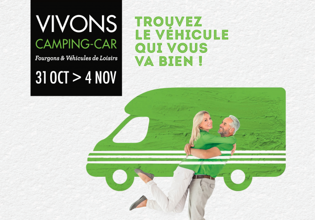 salon vivons camping car agenda des pros camping car magazine. Black Bedroom Furniture Sets. Home Design Ideas