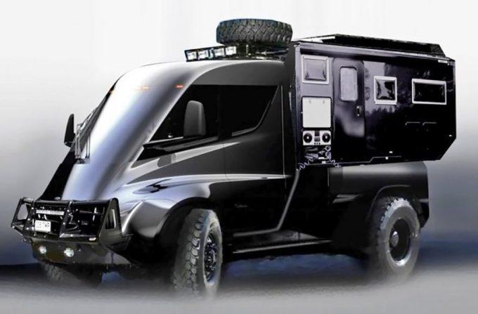 camping car et si tesla d veloppait un concept lectrique nos actus camping car magazine. Black Bedroom Furniture Sets. Home Design Ideas