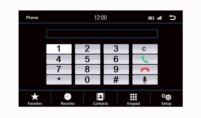 Autoradio-GPS Dynavin pour camping-car Fiat Ducato