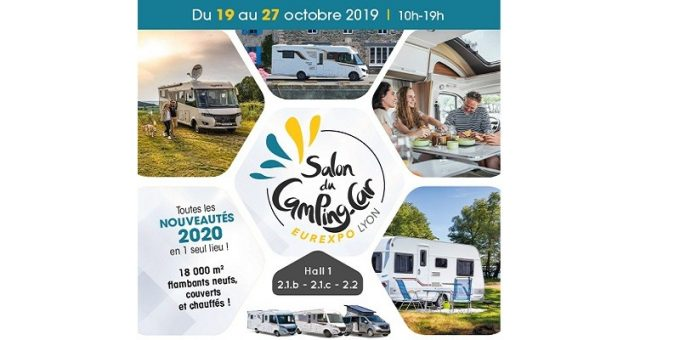 Salon Du Camping Car Eurexpo Lyon 2019 Camping Car Magazine