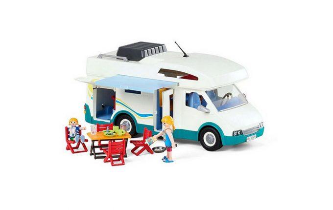 Idée cadeau : pour Noël craquez pour les camping cars Playmobil